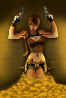 The Tomb Raider by 626Ghost