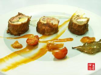 Beef Raulade by eddypua