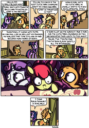 PCMS [post-episode strip] by FouDubulbe