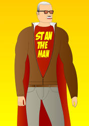 Stan The Man by pablosiano