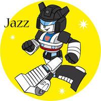 Chibi JAZZ by piyo119