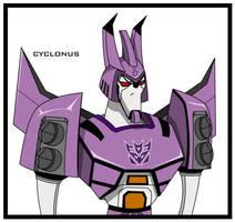 TF Animated CYCLONUS 2 by piyo119