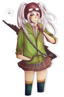 [AT] Usagi-chan by Akeita