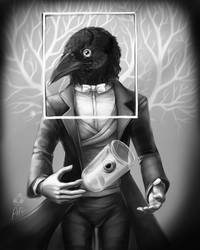 Mr Crow by pin100