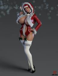 Christmas Habits by AesmaDaeva37