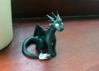 Metallic Dragon by Furue
