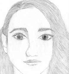 Self Portrait by roseie