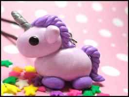 Unicorn II by GrandmaThunderpants