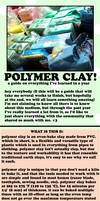POLYMER CLAY Tutorial Part 1 by GrandmaThunderpants