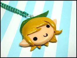Link Necklace by GrandmaThunderpants
