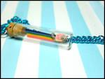 Nyan Cat Tube Necklace by GrandmaThunderpants