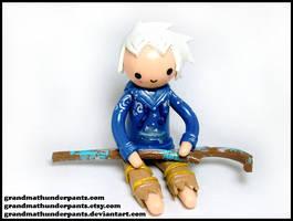 Jack Frost Figure by GrandmaThunderpants