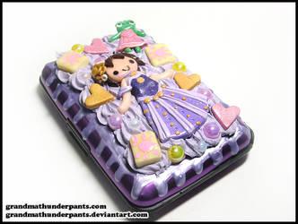 Rapunzel Wallet by GrandmaThunderpants