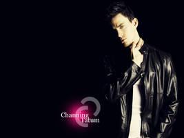 Wallpaper Channing Tatum by Littlenutsy