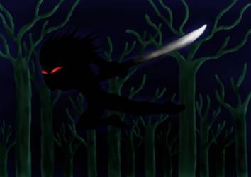 Demon Ninja by Illusion2596
