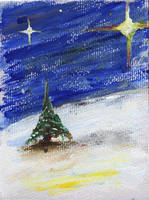 Christmas Tree by olls96