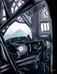 Vampire Hunting by DC-Nightshade