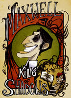 Don't Starve - Maxwell the Great by TrickyMaze