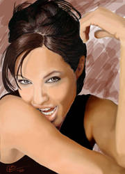 Angelina Jolie by lista04