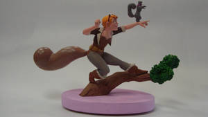 Unbeatable Squirrel Girl 01 by JFSculpts