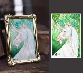Unicorn by Tuonenkalla