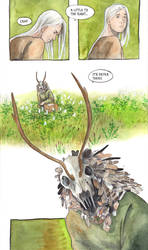 Birds Who Sing by the Graves [page 8] by Tuonenkalla