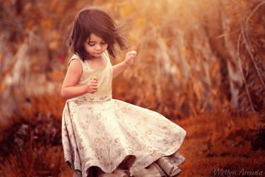 Dress in the Wind by Welton-Arruda