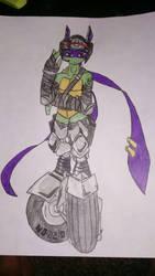 No: 02 Donatello 2 by wolfcute17