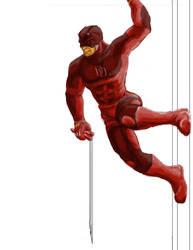 Daredevil Finish by slayslig