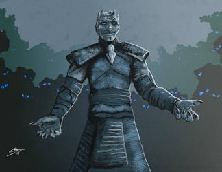 White King Final by slayslig