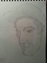 Brother Man sketch by slayslig