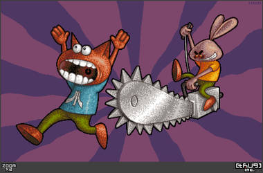 Exocet's Rabbit Revenge by thUg-inc