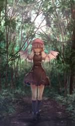 Mystia Lorelei - Touhou Project by ShounenSan