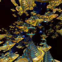 The Spiral Colony by Aexion