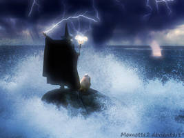 Born of the storm by Momotte2