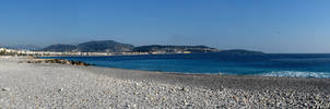 Bay of Angels panorama by Momotte2