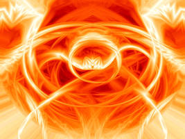 Crazy fire background by pw2011
