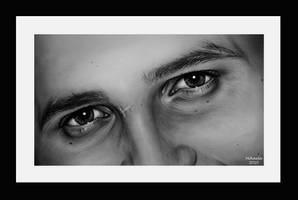 the eyes i love by MihaelaLeuArt