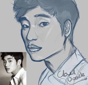 30 Minuet Sketch by CloudDoodle