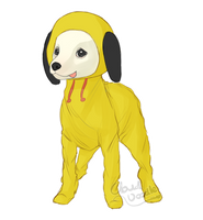 Chimmy IRL by CloudDoodle