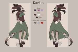 Kaelah by CloudDoodle