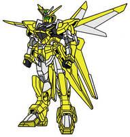 Impact Gundam by Nightwing03