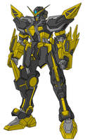 Serpent Gundam - Final? by Nightwing03