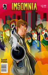 Cover Comic (Fiction) by samii69