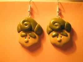 Wilson earrings by amoreuse