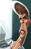 David Bowie by allanced