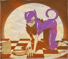 CatWoman by allanced