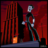 Joker teen by allanced