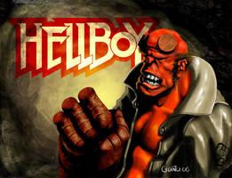 HellBoy by allanced