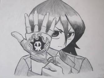 Rukia Kuchiki by xXOblivionKeyXx